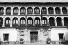 Ronda Andalucia: town hall Royalty Free Stock Photos