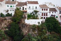 Ronda, Andalusia Stock Afbeeldingen