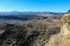 Ronda, Andalusia, Hiszpania Fotografia Royalty Free