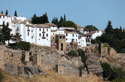 Ronda, Andalusia Spain Stock Images