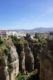 Ronda. In Andalusia from Spain Stock Photos