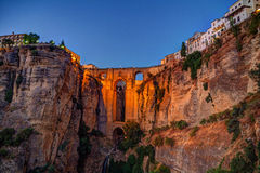 Ronda in Andalusia, Spain Stock Image