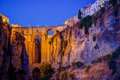 Ronda in Andalusia, Spain Stock Photos