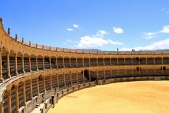 Ronda arena Royalty Free Stock Photos
