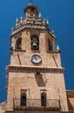 Ronda bell tower Royalty Free Stock Image