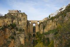 Ronda bridge Stock Image
