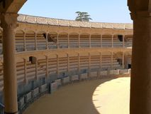 Ronda Bull Ring Images stock