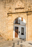 Ronda city gates Royalty Free Stock Photography