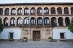 Ronda city hall, Malaga, Spain Royalty Free Stock Photography