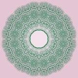 Ronda colorida ornamental Foto de archivo libre de regalías