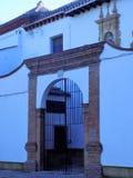 Ronda-Convento Sta Isabel-Andalusia immagine stock libera da diritti