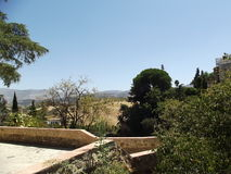 Ronda Countryside, Andalusia Royalty Free Stock Photos