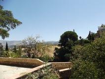 Ronda Countryside, Andalusien Lizenzfreie Stockfotos