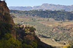 Ronda countryside Stock Photos