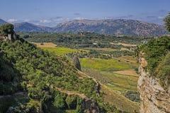 Ronda en Andalousie Image stock