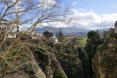 Ronda, España Fotos de archivo