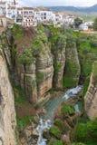 Ronda, Espanha Fotografia de Stock