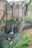 Ronda, Espanha Fotos de Stock Royalty Free