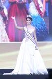 Ronda final de Srta. Tourism Queen Thailand 2017 Fotos de archivo