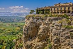 Ronda Hiszpania Malaga Fotografia Royalty Free