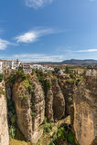 Ronda, laga do ¡ de MÃ, a Andaluzia, Espanha Foto de Stock