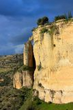 Ronda landscape in Andalusia, Spain Royalty Free Stock Photos