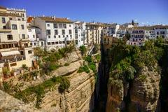 Ronda, Málaga, España Fotos de archivo libres de regalías