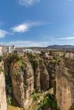 Ronda, MÃ ¡ laga, Andalusia, Spanje Stock Foto