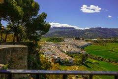 Ronda, Malaga, Espagne Photo libre de droits