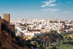 Ronda, Malaga Province, Andalusia, Spine Royalty Free Stock Photo
