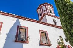 Ronda, Malaga, Spagna Immagine Stock Libera da Diritti