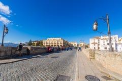 Ronda, Malaga, Spagna Immagine Stock