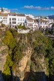 Ronda, Malaga, Spagna Fotografie Stock