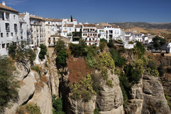 Ronda, Malaga (Spain) Royalty Free Stock Photography