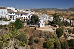 Ronda, Malaga (Spain) Royalty Free Stock Photo