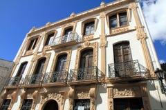 Ronda Malaga Spanje Stock Fotografie
