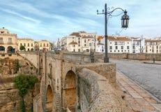 ronda ny bro Arkivbilder
