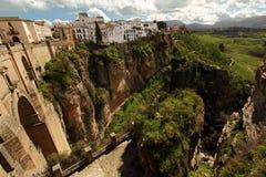 Ronda, Spagna Fotografie Stock