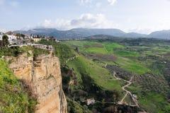 Ronda, Spagna Fotografia Stock
