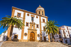 Ronda, Spain Convent Royalty Free Stock Photography