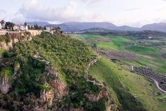 Ronda, Spanien Lizenzfreie Stockbilder