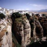 Ronda, Spanje royalty-vrije stock foto's
