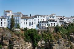 Ronda-Stadtreise in Andalusien Spanien Europa stockbild