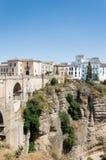 Ronda-Stadtreise in Andalusien Spanien Europa lizenzfreies stockfoto