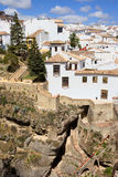 Ronda Town in Andalucia Stock Photos