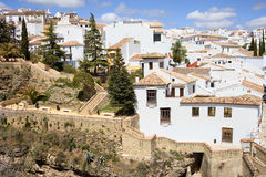 Ronda Town in Spain Stock Photos