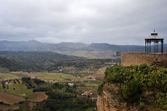 Ronda View Royalty Free Stock Photography