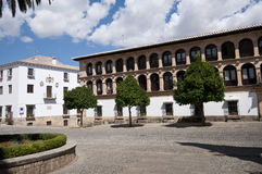 Ronda village Royalty Free Stock Photography