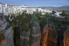 Ronda village, Spain Stock Photo