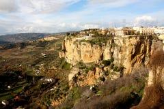 Ronda village in Spain Stock Image